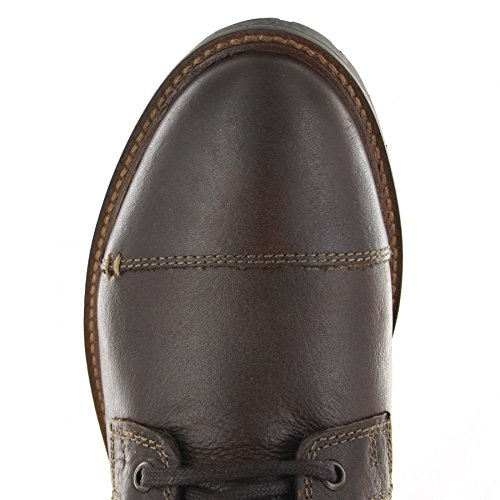 FB Fashion Boots Harley-Davidson Aldrich D93354 Brown/Herren Schnürstiefel Braun/Harley Boots/Herrenstiefel Brown