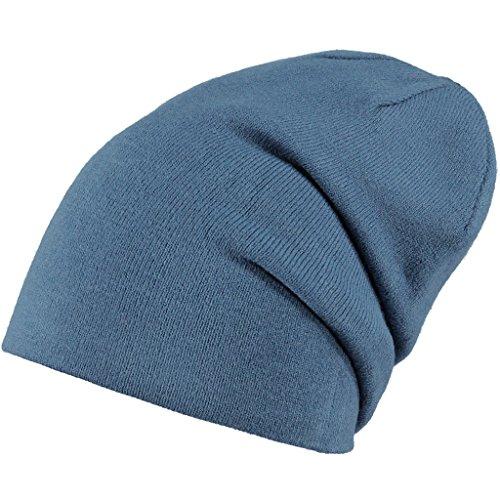 barts-eclipse-beanie-paraorecchie-unisex-adulto-blu-old-blue-taglia-unica-taglia-produttore-one-size