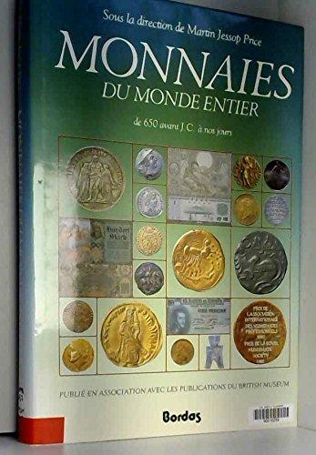 MONNAIES DU MONDE ENTIER (Ancienne Edition) par Price