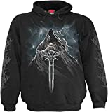 Spiral - Men - GRIM RIDER - Hoody Black