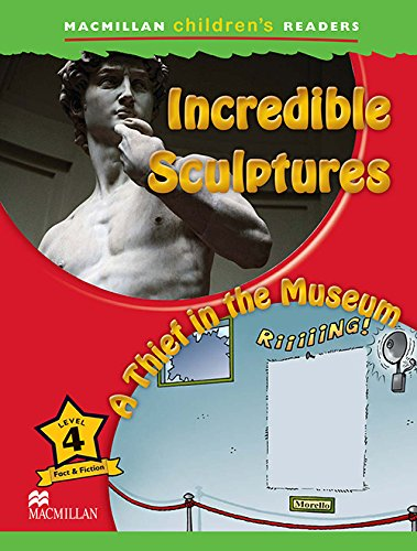 MCHR 4 Incredible Sculptures/Thief... (Readers) - 9780230404977