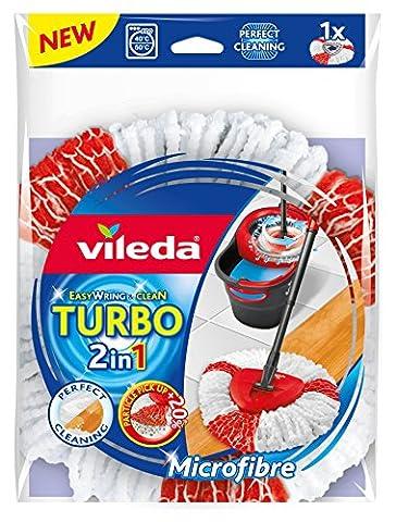 Vileda Turbo 2 en 1 Recharge EasyWring/Clean