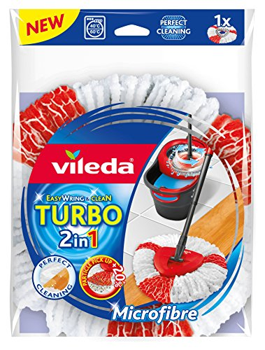 Vileda Turbo 2 en 1 Recharge EasyWring/Clean