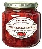 Den Gamle - Fruchtaufstrich Erdbeere - 600g