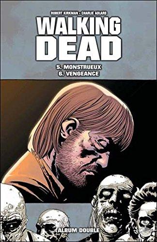 Walking Dead intégrale des tomes 1 à 6, en 3 doubles albums