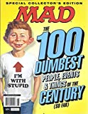 Mad Magazine The 100 Dumbest People, Events & Things of the Century (So Far) 2014