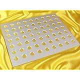 Verschließplatte für Hohlkugeln 25,5 mm
