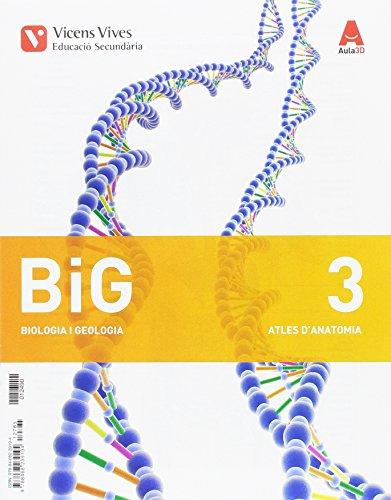 BIG 3 ATLES ANATOMIA (AULA 3D): 000001 - 9788468239194