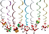 aixingwuzi Effective Christmas Party Decoration Children Birthday Party Dress Up Cartoon Animal Flag(None H03)