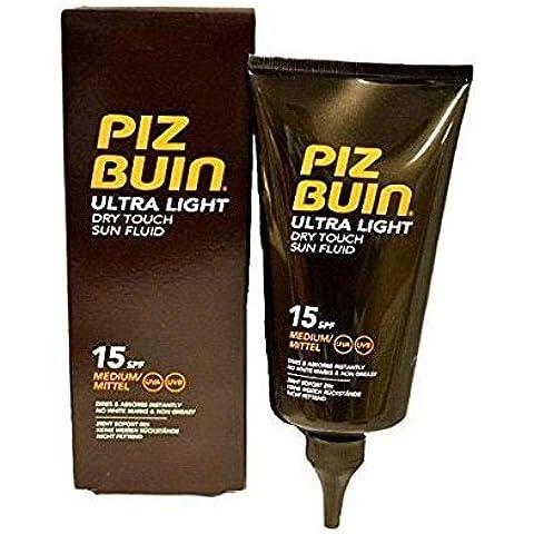 Piz Buin Ultra Light Dry Touch Protector Solar, SPF16 - 150 ml