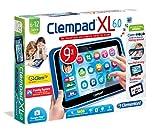 Clementoni 69018.3 - Clempad, 6.0 16 GB, Lern und Experimentierspielzeug, 9 Zoll, XL