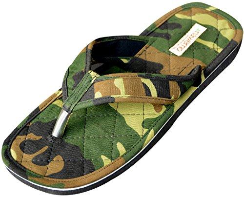 """Zimtslipper Nawemo """"Camouflage"""" Mehrfarbig"""