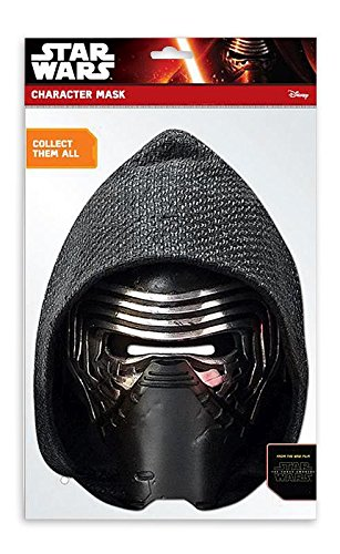 Captain Kostüm Falcon - STAR WARS Episode 7 Party Maske Kylo Ren