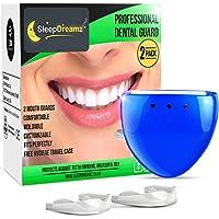 Preisvergleich für SleepDreamz® Zähneknirschen Mundschutz! 2 individuell anpassbare einzelne Knirscherschienen - zwei einzelne Knirscherschienen...