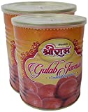 #8: Big Bazaar Combo - Shree Ram Sweets - Gulab Jamun, 1kg (Buy 1 Get 1, 2 Pieces) Promo Pack