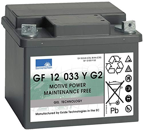 GF12033YG2 Sonnenschein Batteria (GF1233YG2 / GF 12 33 YG2)