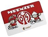 1. FSV Mainz 05 Frühstücksbrettchen Mainzelmännchen