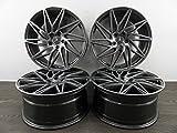 4 Alufelgen KESKIN KT20 18 Zoll passend für Mercedes C 203 CLK E 211 238 GLA GLC GLK SLC SLK S 8J NEU