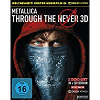 Metallica - Through the Never - Dolby Atmos