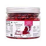 Tassyam Goji Berry 200g Jar   Super Food Wolf Berry