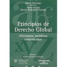 Principios de Derecho  Global (Colección Especial)