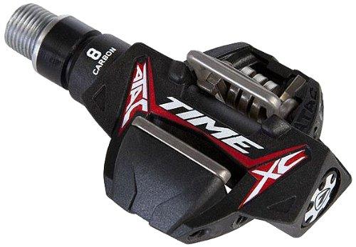 Time Atac XC8 Carbon - Pedales para bicicletas (Racing, carbono), color negro, talla N/A