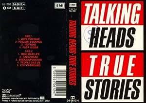 True Stories [Musikkassette]