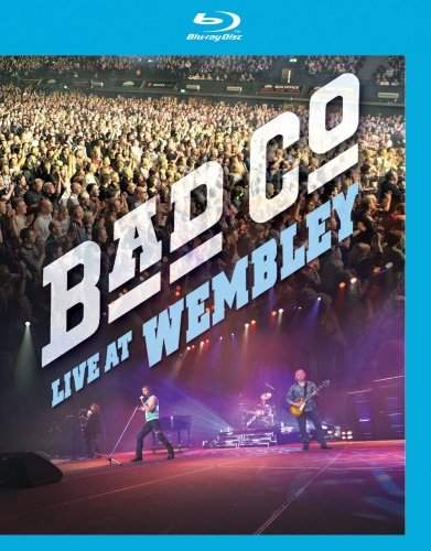 Bad Company – Live at Wembley – Neuauflage [Blu-ray]