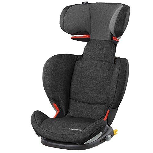 Bébé Confort Rodifix AirProtect, Silla de coche grupo 2/3 Isofix, negro
