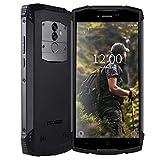 DOOGEE S55 Télephone Portable Incassable débloqué 4G, 2019 Smartphone Résistant...