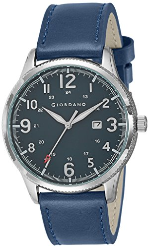 Giordano Analog Blue Dial Men's Watch-A1048-05 image