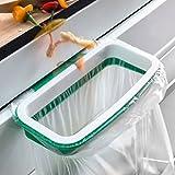 Shop Story–Supporto per sacchi per porta di armadietto o cassetto di Cusine aggancio sacchetto per rifiuti