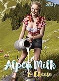 AlpenMilk Pocket Edition des Deutschen Bauernkalenders 2017: Der Kalender von dem alle sprechen - echte Schweizer Milchmädchen zeigen ihre natürliche Schönheit