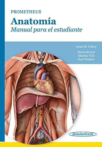 Prometheus. Anatomía. Manual para el estudiante