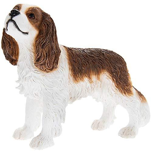 Cavalier King Charles Spaniel Dog Figurine by The Leonardo Collection -