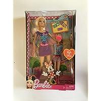 Barbie Loves Disney Sister Doll Set