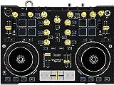 Hercules DJ Console RMX2 Premium TR (2-Deck DJ Controller, 8 Pads, Audio In/Out, Traktor LE 2, PC / Mac)