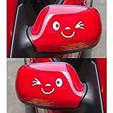 Sks Distribution 3d Funny Peeking Monster Cartoon Auto Aufkleber Vinyl Badge Emblem Aufkleber Auto