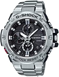 Casio G-STEEL Bluetooth Triple Connect gst-b100d-1aer – Reloj cronógrafo