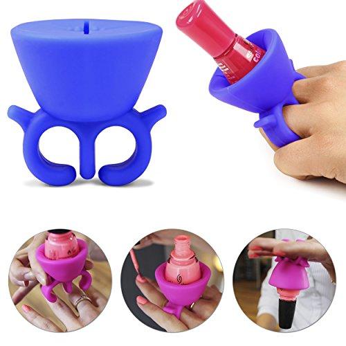 urcoverr-finger-aufsatz-nagellack-halter-nagellack-stander-in-blau-manikure-unterstutzung-flaschen-h