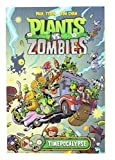 Plants vs. Zombies Timepocalypse- Complete Dark Horse Paperback Comic Book -NEW 2015