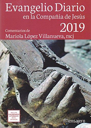 Evangelio Ddiario 2019 ( Letra Grande ). En la compañía de Jesús