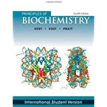 Principles of Biochemistry. Donald Voet, Judith G. Voet, Charlotte W. Pratt by Donald Voet (2012-04-01)