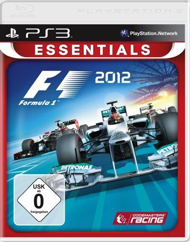 F1 2012 - Formula 1 [Software Pyramide] - [PlayStation 3]