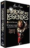 Trilogie des Légendes : Anne de Bretagne + Excalibur Live à Brocéliande + Tristan & Yseult