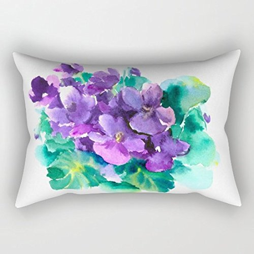 oliyneco-sainpaulias-violette-africane-tela-di-cotone-rettangolo-decorativo-federe-federa-per-cuscin
