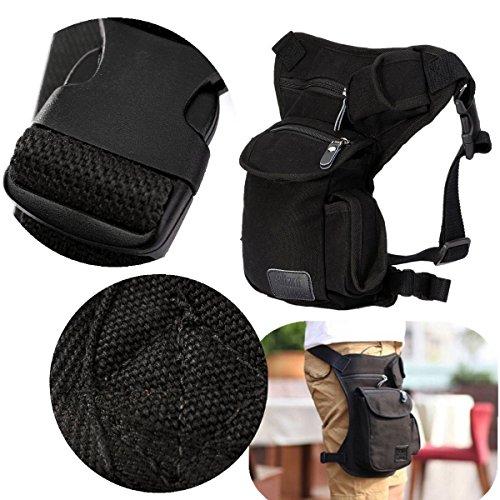 Bags Tele Da Leg Bag Drop Elegiant Gamba Di Borsa Gamba Borsello Marsupio wAnqBUxnfa