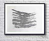 Federico CRISA Carta - Dall'alto - Stampa Artistica - 50x65 cm - Art Backers - Serigrafia - Edizione Limitata
