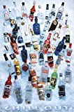 Poster Vodka Chill Out Selection Brands 91,4 x 61 cm