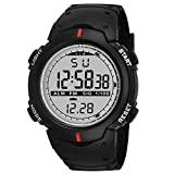 #9: Knotyy Sports Watches for Men / Digital Watches for Men / Digital Watch for Boys / Sports Watches for Boys - (Black)